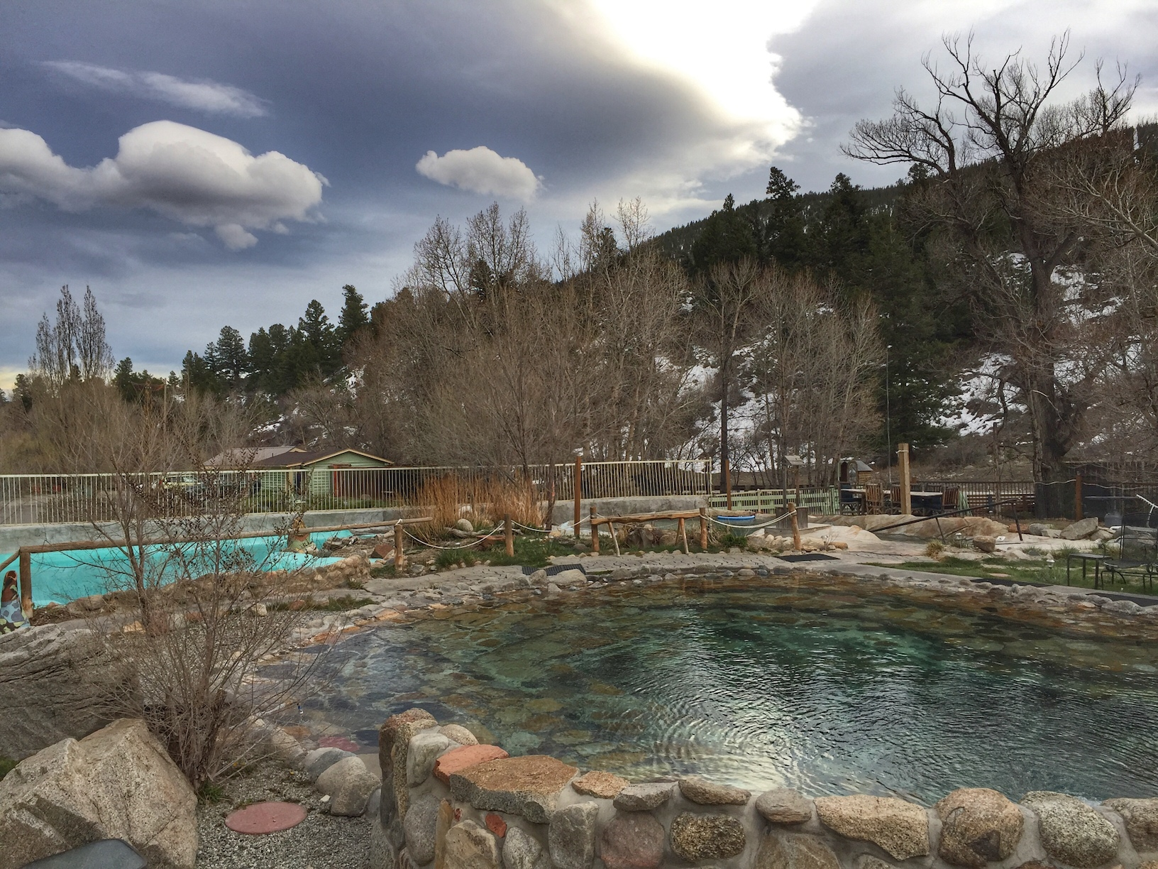Pikes Peak Coffee >> Find Peace at Rustic Cottonwood Hot Springs - Nomad Colorado